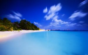 Красивые фото. Море. Мальдивы