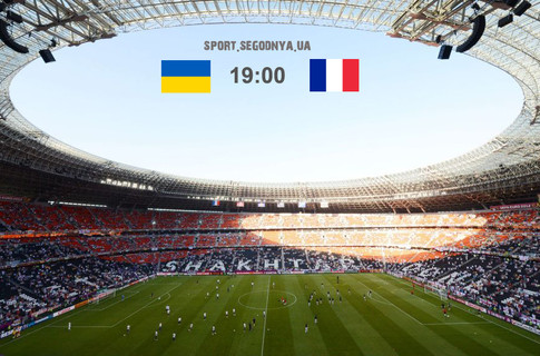 Евро-2012. Донбасс Арена. Матч Украина-Франция. Перед началом.