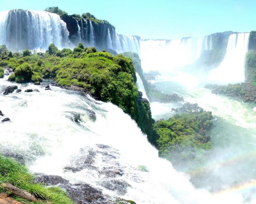Фото: Водопад. Релакс.