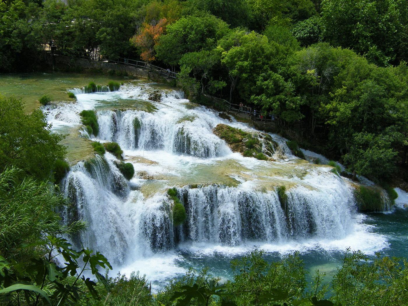 Фото. Водопады. Релакс.