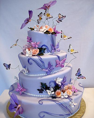 Поздравление! С 100-м комментарием! Праздничный торт.
